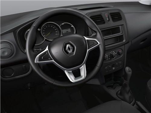 Renault Sandero 2018 водительское место