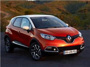 Новость про Renault Kaptur - Renault Captur 2013