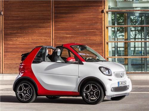 Автомобили Smart продолжат свой жизненный путь