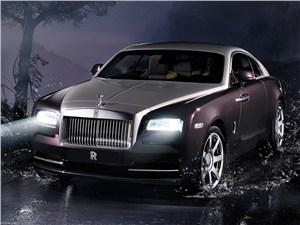 Новость про Rolls-Royce - Rolls-Royce Wraith 2013