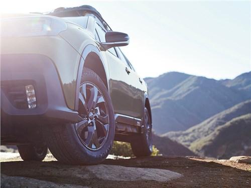 Анонсирован новый Subaru Outback