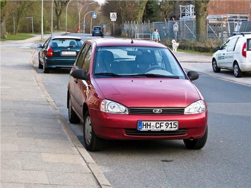 Новость про Lada - «АвтоВАЗ» уходит из Европы