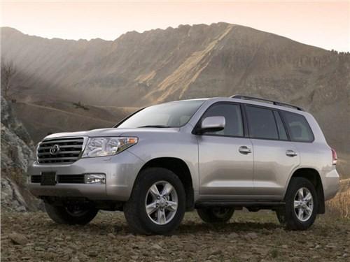 Появилась информация о новом Toyota Land Cruiser