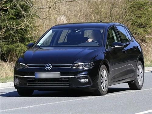 Названа дата начала продаж VW Golf восьмого поколения
