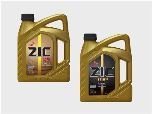 ZIC TOP 5W-30; ZIC X9 5W-40