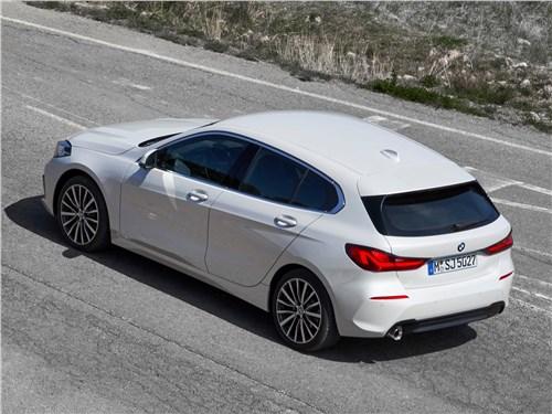 У BMW 1 серии появилась версия для уличных гонок