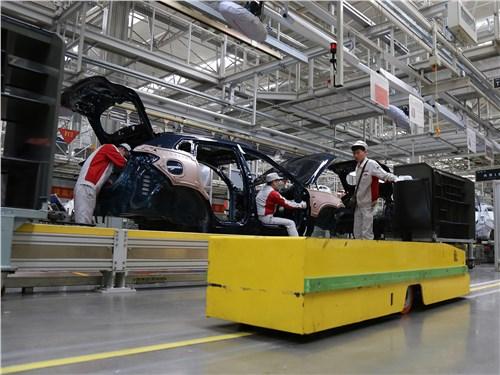 Уровень автоматизации на заводе Haval в Сюйшуе – один из самых высоких в концерне Great Wall Motor