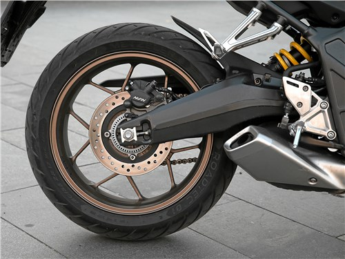 Honda CB650R Neo Sports Cafe заднее колесо