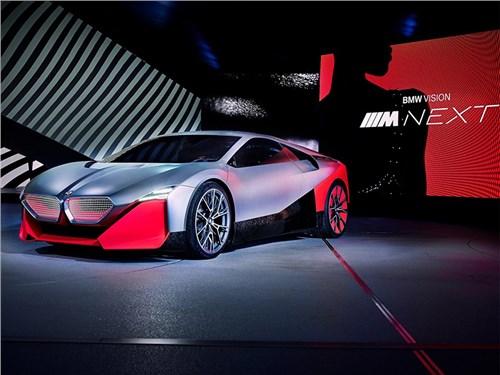 Новость про BMW - BMW Vision M Next 2019