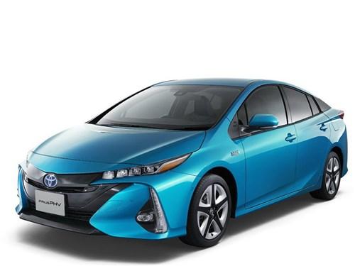 Toyota изобрела солнечный Prius