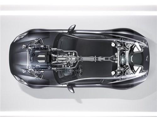 Jaguar может изменить компоновку F-Type после смены поколения