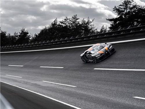 Bugatti могла бы очень сильно разогнать Chiron, но не будет этого делать