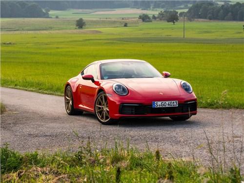 Новость про Porsche 911 Carrera - Porsche 911 Carrera Coupe 2020