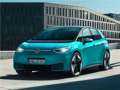 Новый электрокар Volkswagen ID.3 получит спортивную версию