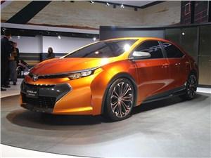 Новое поколение Toyota Corolla покажут осенью
