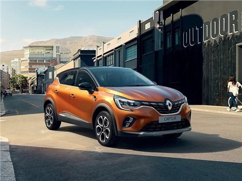 Новость про Renault - Renault Captur 2020