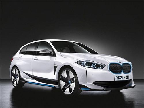 Новость про BMW - «Единичку» BMW обратят к свету