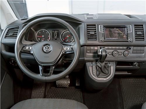 Volkswagen Caravelle 2015 салон