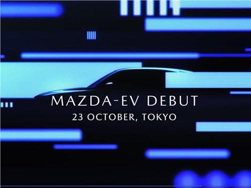 Электромобиль Mazda получит уникальные двери