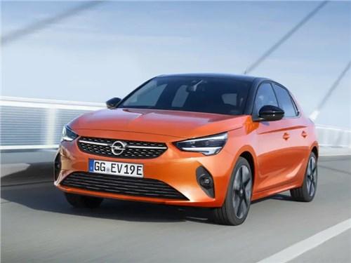 «Заряженные» модели Opel поделятся названиями с электрокарами