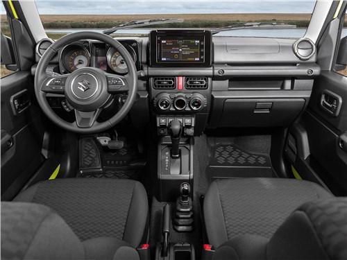 Suzuki Jimny 2019 салон