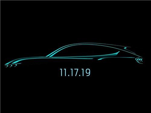 Электрический кроссовер Mustang: объявлена дата презентации