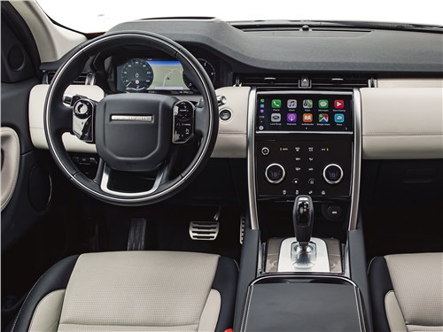 Land Rover Discovery Sport 2020 салон