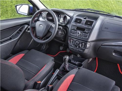 Lada Granta Drive Active 2019 салон