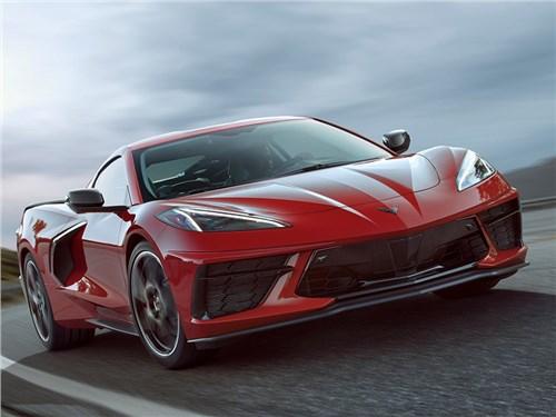 Новый Corvette стал самым быстрым в истории