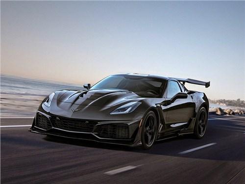 Chevrolet Corvette станет гибридным
