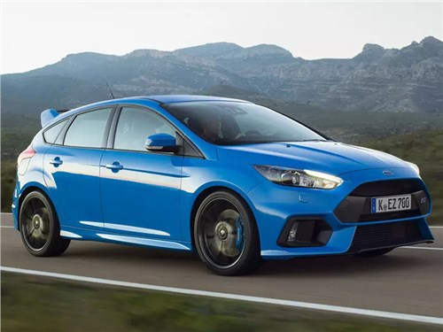 Новость про Ford Focus RS - Ford Focus RS
