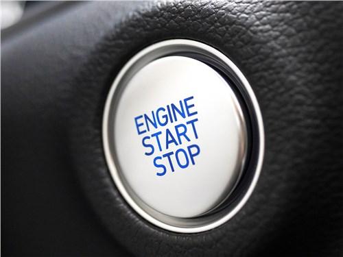 Hyundai Sonata 2020 клавиша запуска двигателя