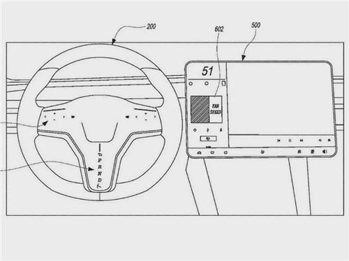 Tesla совершит революцию в традиционных органах управления автомобилем
