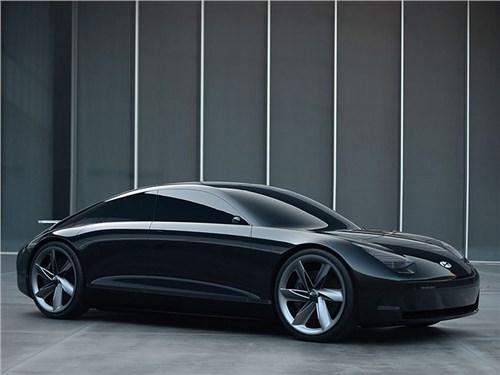 В Hyundai представили беспилотный электрокар