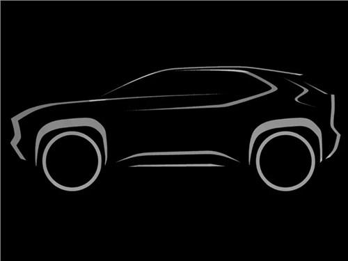 Тойота отложила премьеру нового кроссовера из-за отмены автосалона в Женеве