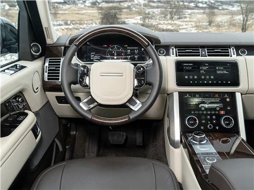 Range Rover LWB 2014 салон
