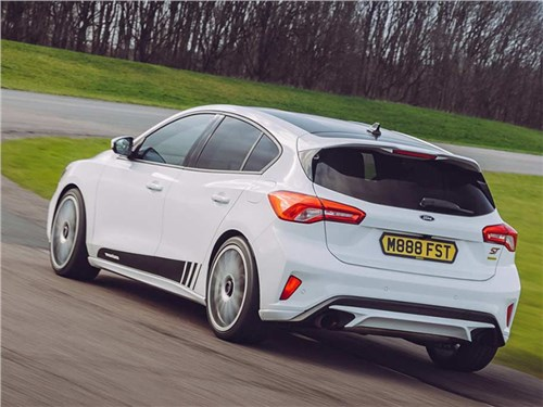 Новость про Ford Focus - Mountune Ford Focus ST 2020