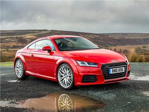 В России отзывают Audi TT из-за протекающего топливного бака