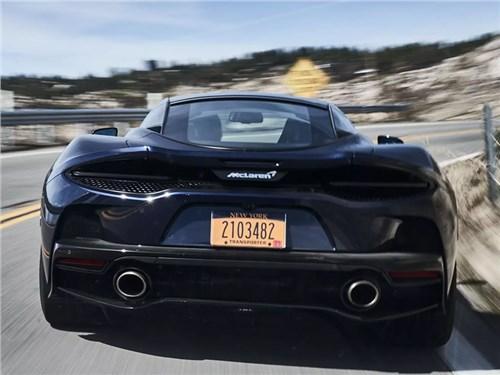 Новость про McLaren - McLaren испытает биотопливо как альтернативу электрическим силовым установкам