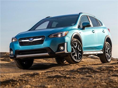 Subaru XV может одолжить двигатель у купе BRZ
