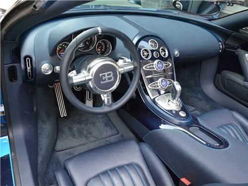 Кондиционеры в Bugatti избыточны для автомобилей