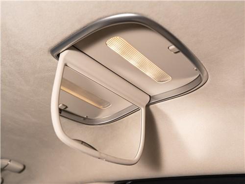 Hyundai Genesis G90 2019 потолочные зеркала