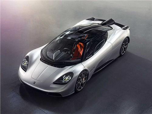 Создатель McLaren F1 выпустил «суперкар-пушинку»