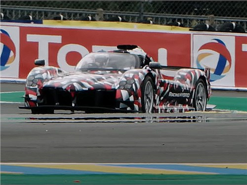 Новость про Toyota - Toyota GR Super Sport