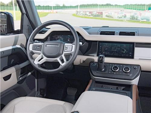 Land Rover Defender 110 2020 салон