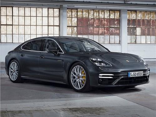 Рассекречена мощнейшая модификация Porsche Panamera