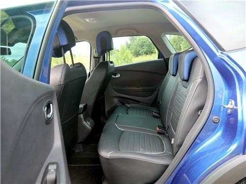 Renault Kaptur 2020 задний диван