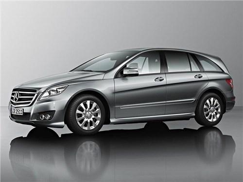 Mercedes-Benz готовит тысячесильный электроминивэн