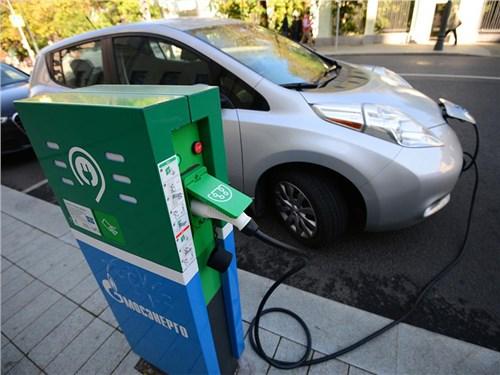 Ещё три региона страны встали на путь развития электрических автомобилей