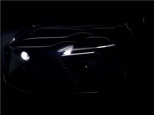 Lexus анонсировал свой первый электромобиль